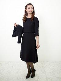 東京即日レンタル女性喪服NAZ0110