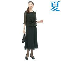 夏の女性礼服407