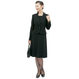 【レンタル】[126]クールで大人可愛いワンピースとジャケットのアンサンブル喪服・礼服(テーラードカラー){9号}{2}{3}{4}{5}5分袖/礼服レンタル/喪服レンタル/レディース/お通夜/法事/卒業式