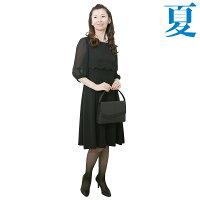 準夏603女性ブラックフォーマル(桂由美)