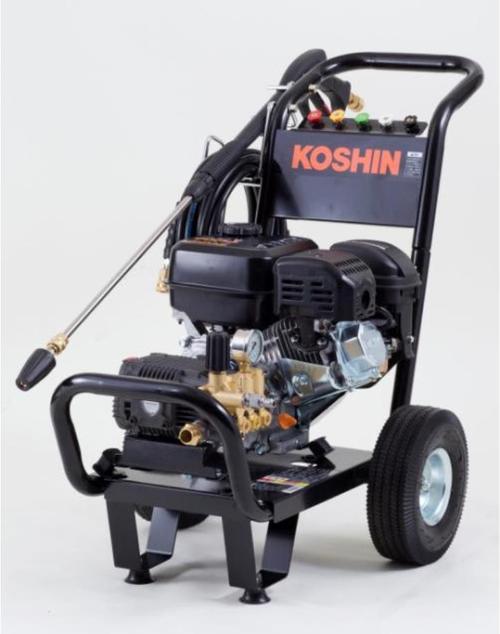 工進 JCE-1510UK 高圧洗浄機 高圧ポンプ 洗浄機