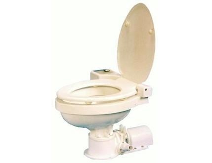 日立 MT-12 電動マニュアルマリントイレ 12V 船舶 トイレ本体のみ
