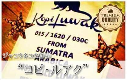 コピルアク ジャコーネコ コピルアック ドリップコーヒー 数量限定 1袋800円
