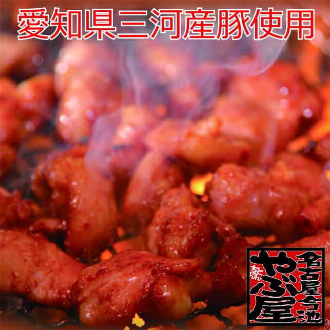 名古屋今池やぶ屋の味噌とんちゃん