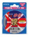 ゴーセン テクミー テーパー砂紋 1.5−5号