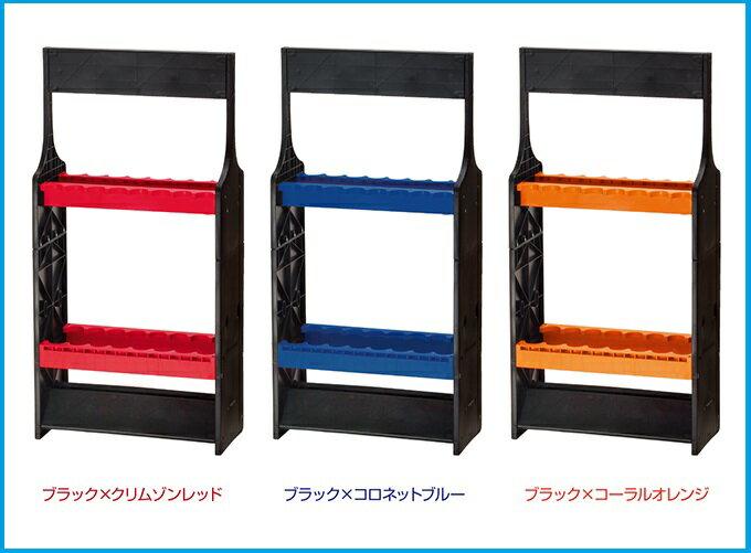 OGK 大阪漁具 カラーロッドスタンド 16本用 竿立 ロッドホルダー