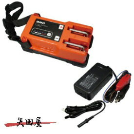 BMO JAPAN リチウムイオンバッテリー11.6Ah 充電器付き BM-L116-SET