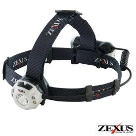 特価 冨士灯器 ZEXUS ゼクサス ZX-R350 ヘッドライト USB充電 ヘッドライト キャンプ 登山 充電式