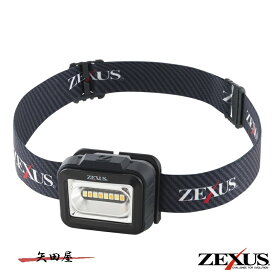 冨士灯器 ZEXUS ゼクサス ZX-165 ヘッドライト キャンプ 登山