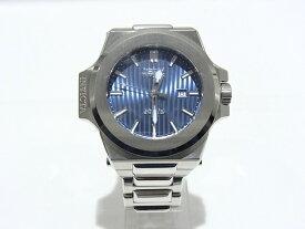【値下げしました】INVICTA インヴィクタ 30131 Akula Men オートマチック メンズ 腕時計 ブルー文字盤【中古】【程度A+】【極上美品】