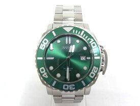 【値下げしました】INVICTA Pro Diver インヴィクタ 34316 オートマチック 48mm グリーン文字盤 メンズ 腕時計 インビクタ 【中古】【程度A+】【極上美品】