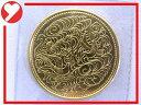 【未使用品】【程度S】天皇御在位60年記念 10万円金貨昭和61年 純金 K24プリスターパック入り