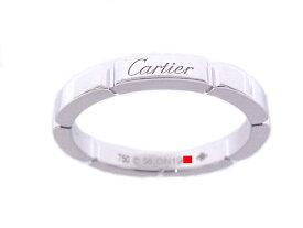 Cartier マイヨン パンテール ドゥ カルティエ 750WG ホワイトゴールドサイズ #56 日本サイズ約15.5号【中古】【程度A+】【美品】