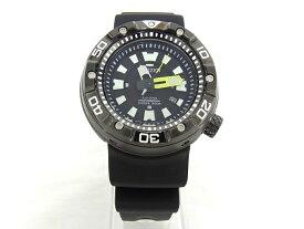 シチズン プロマスター プロフェッショナルダイバーズ BN0175 メンズ エコドライブ 腕時計 逆輸入モデル【中古】【程度A+】【美品】