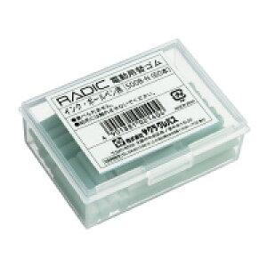 サクラクレパス 電動字消し機ラビット用替え消しゴム 60本入り インク・ボールペン用 (500B-N)