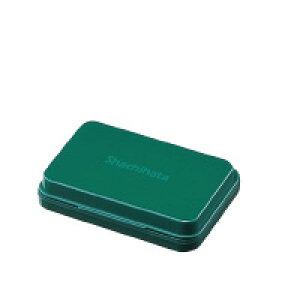 シヤチハタ シヤチハタ スタンプ台 小形 緑 盤面サイズ:40×63mm 油性顔料系 (HGN-1-G)