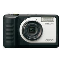 工事現場用デジタルカメラ リコー G800 防水・防塵1600万画素 (62781312)