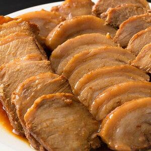 【送料無料】焼き豚P満腹セット手作りチャーシュー〜バラ肉255g×2 モモ肉310g×2 骨付き鳥風若鶏生肉×7〜【焼き豚Pオリジナル】《冷凍便》