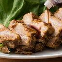 焼き豚 煮豚 絶品豚バラ 送料無料 とろける焼き豚 国産手作り焼豚〜 バラ肉300g〜