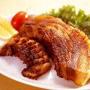 NHKおはよう日本で話題!!国産手作り焼豚バラ肉セット〜 バラ肉255g ×5 + モモ肉 ×1 + うどん×4〜