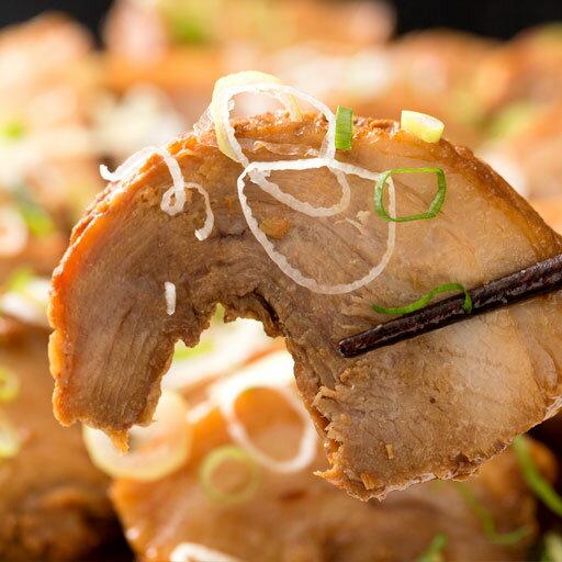 焼き豚煮豚絶品豚バラ送料無料とろける焼き豚国産手作り焼豚〜バラ肉300g〜
