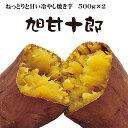 焼き芋 完熟 旭甘十郎(紅はるか)ねっとり甘い 冷蔵 冷やし焼き芋 ひえひえ君 1kg 送料無料