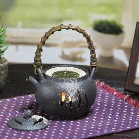 茶香炉 陶器茶香炉 陶器アロマ 茶 しがらき 焼き物 信楽焼 火 キャンドル 茶こうろ 香炉 ギフト 土瓶型 ty-0003