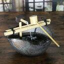送料無料 信楽焼き湧き水電動つくばい 陶器つくばい 循環 水琴窟 水流 蹲 筧 かけひ すいきん 箱庭信楽焼カケヒ 湧き…