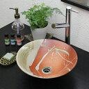 洗面ボール 洗面ボウル 手洗い鉢 和風 セット 陶器 洗面ボウル 洗面鉢 手洗い器 手洗器 手洗鉢 手水鉢 リフォーム トイレ 洗面場 改装 …