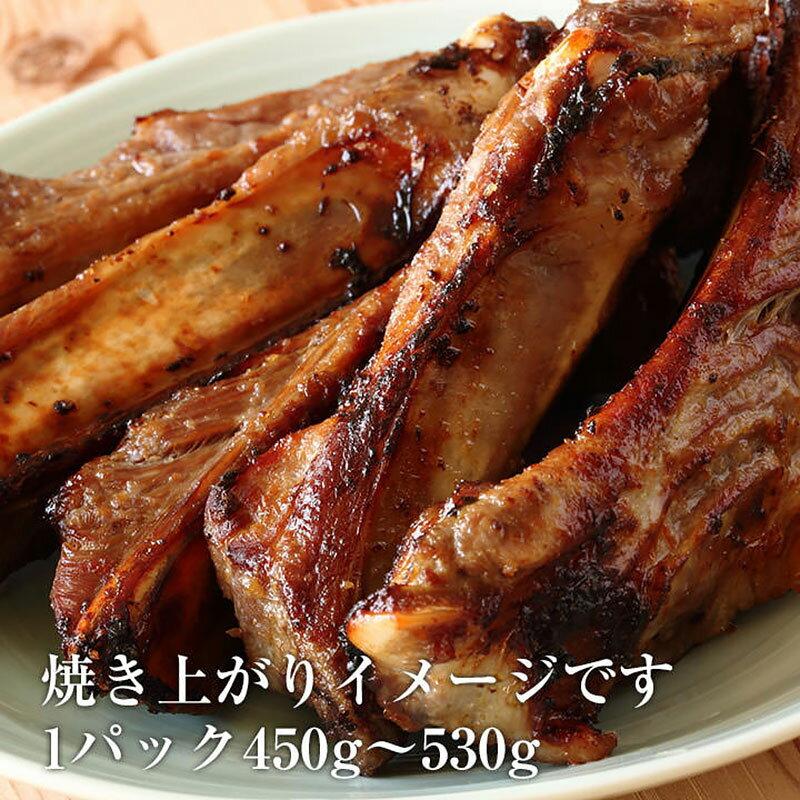 ポイント5倍【簡易包装】スペアリブ3パック 松阪牛やまと勝光治のおすすめ