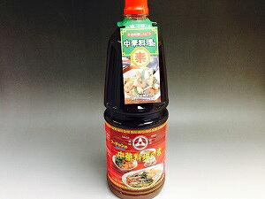 フーちゃんのキド中華料理の素♪店長もお気に入り、そしてお得でおいしい万能中華料理の素大容量1.8リットル! 業務用にもどうぞ♪木戸食品