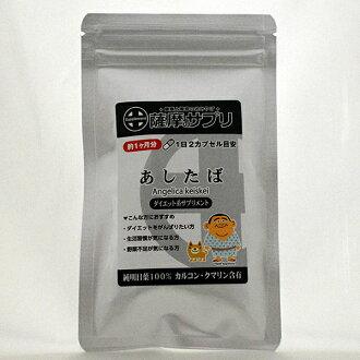 萨摩的保健食品ashitaba