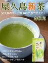 屋久島新茶【数量・期間限定】この時期しか飲めない希少価値が高い幻のお茶「全国有機農業推進委員会会長賞受賞」無農…