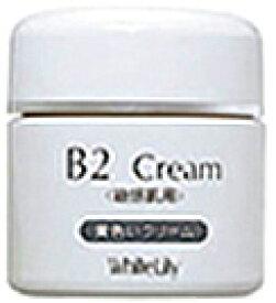 ホワイトリリー AMPシリーズ B2クリーム 黄色いクリーム ボトル 40g
