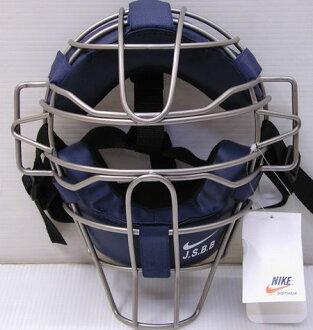 ★ shipping ★ Nike ★ General softball catcher's mask ★ catcher masks プロプレシジョン ★ BP0052 ★ Navy (401) ★