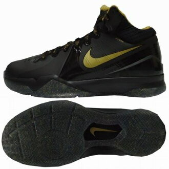 nike 40 off. 40% Off 2013 Brave Five-year Nike Zoom Basketball Shoes 469763 NIKE AIR ZOOM BRAVE 5 004: Black / Metallic Gold 40 M