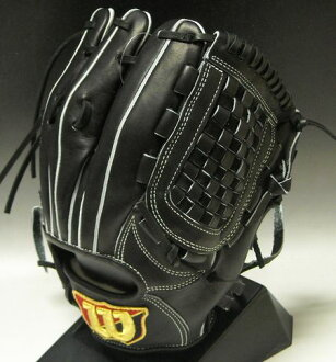 WTAHWMW46L BK: for the 2013 model rigid glove Wilson staff <Wilson Staff series) infielder I throw the black right