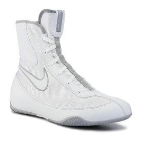 ナイキ ボクシングシューズ MACHOMAI2 ホワイト 321819-110