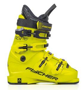 2021モデル フィッシャー ジュニア スキーブーツ RC4 70 サーモシェイプ