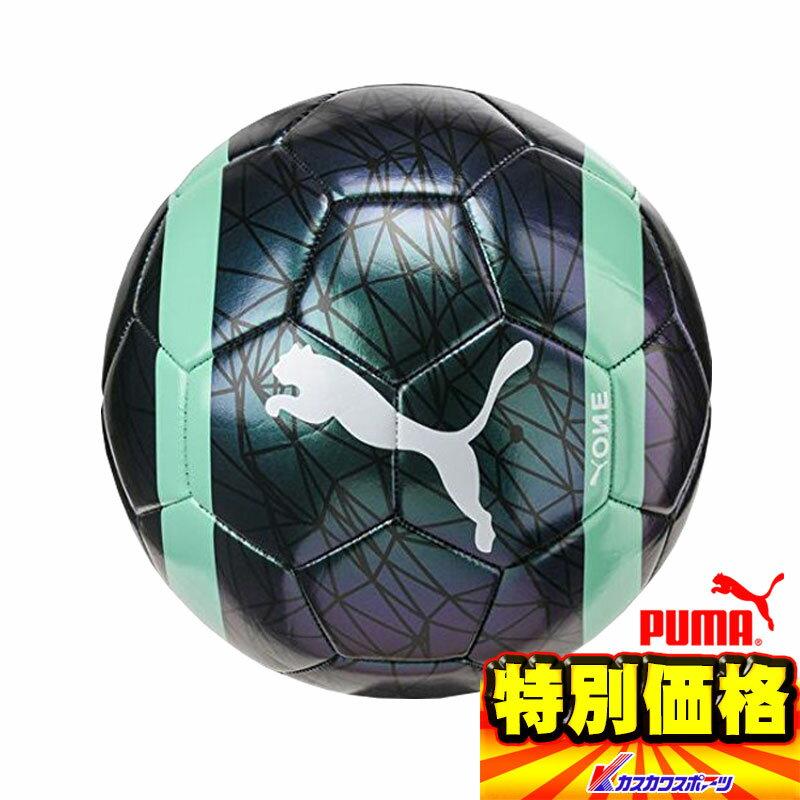 プーマ PUMA サッカーボール プーマワンクロームボールJ 4号・5号 JFA検定級 082872