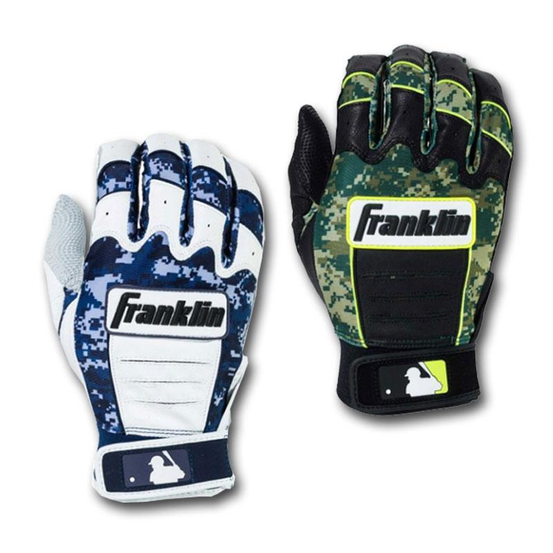 2017年モデル フランクリン バッティング手袋 両手用 CFXPRO DIGIシリーズ 20635 20636 2色展開