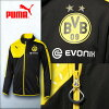 By 2015-16 season model sweaters BVB Borussia Dortmund polyjacket / training pants 747931-745848.