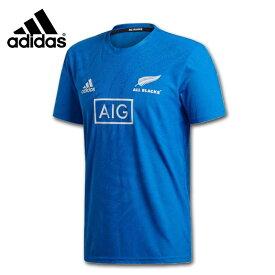 adidas アディダス オールブラックスRWCパフォーマンスT Tシャツ ラグビーニュージランド代表 FXW98-DY9561