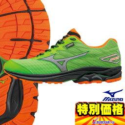 打算在2月28日發貨美津濃跑步鞋波騎手20 G-TX WAVE RIDER 20 G-TX J1GC1774