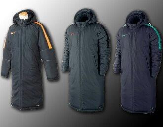 耐克風暴適合球隊中期檔長夾克 631884,30%的折扣耐克足球長外套 3 種顏色