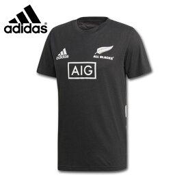 adidas アディダス オールブラックスパフォーマンスT ラグビーニュージーランド代表Tシャツ FLX91-DN5992