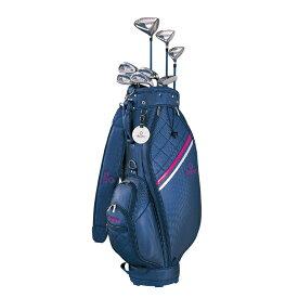 クリーブランド ゴルフ レディース クラブセット BLOOM PACKAGE SET(キャディバック付)女性向け