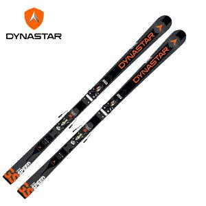 ディナスター レーシング ジュニア スキー板 SPEED TEAM GS (R20 Pro) 金具セット