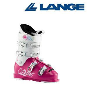 2021/2022モデル ラング ジュニア スキーブーツ STARLET 60 子供用