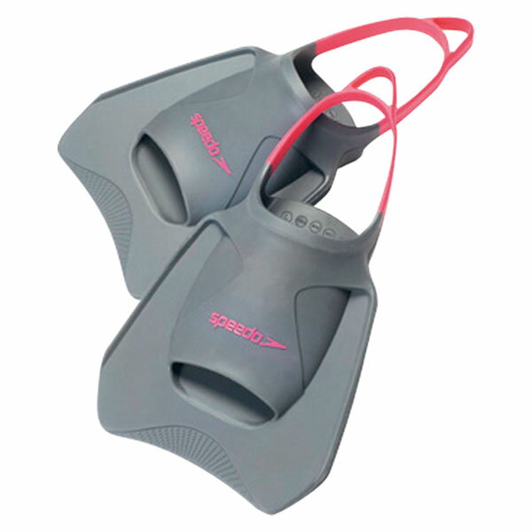 Speedo(スピード)BIOFUSE フィットネスフィン ピンク (SD93A60)